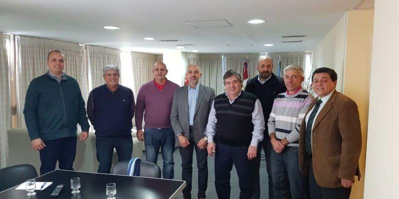 Reunion CIPAC en Ministerio de Trabajo