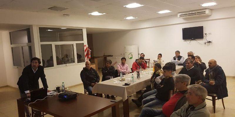 Presentacion SALVA en Cordoba